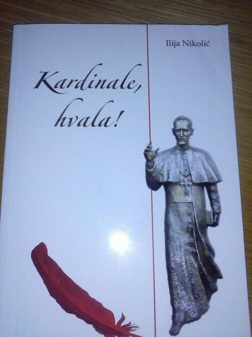 Kardinale, hvala! :  Ilija Nikolić
