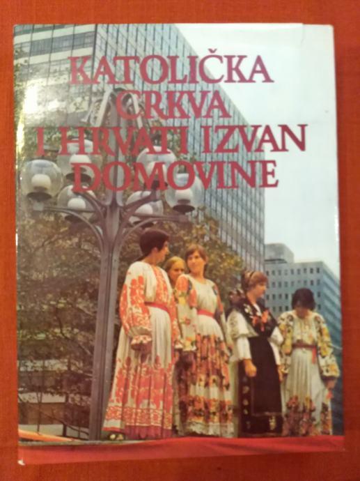 Katolička crkva i Hrvati izvan domovine