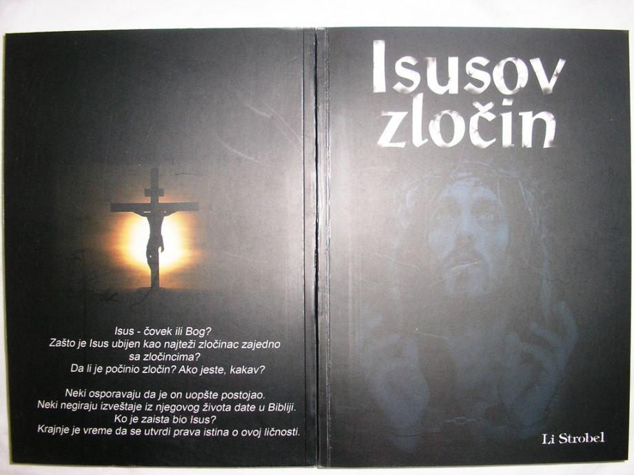Lee Strobel-Isusov zlocin