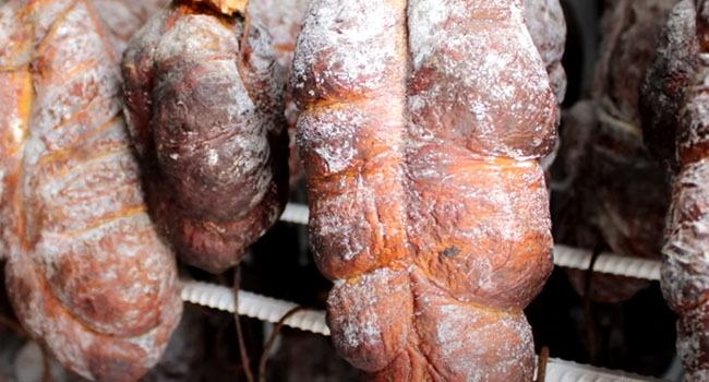 Kulen od mangulice