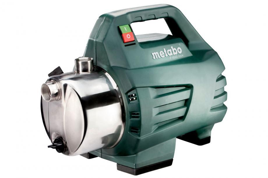METABO vrtna pumpa za vodu P 4500 INOX - 1300W - 4.500 l/h - AKCIJA