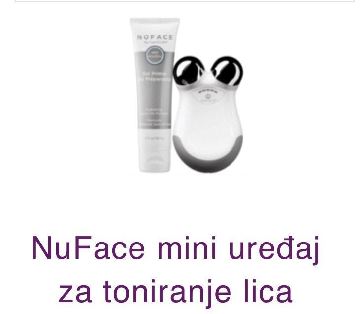 NuFace Mini  Microcurrent uređaj za toniranje/lifting lica