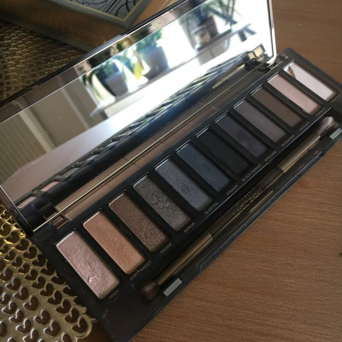 Urban Decay Naked Smoky Palette   Review, Swatches