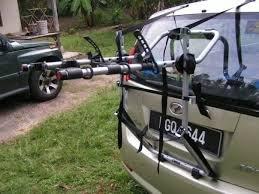 Thule 968 Freeway-nosač za vožnju bicikla na stražnjim ...
