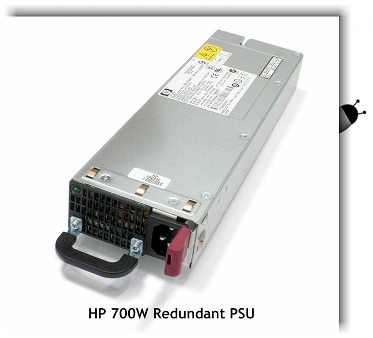 HP DL360 G5 700W Power Supply PSU napajanje
