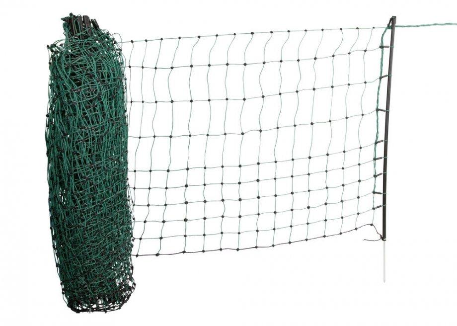 Električna ograda - pastir - za kuniće 25m
