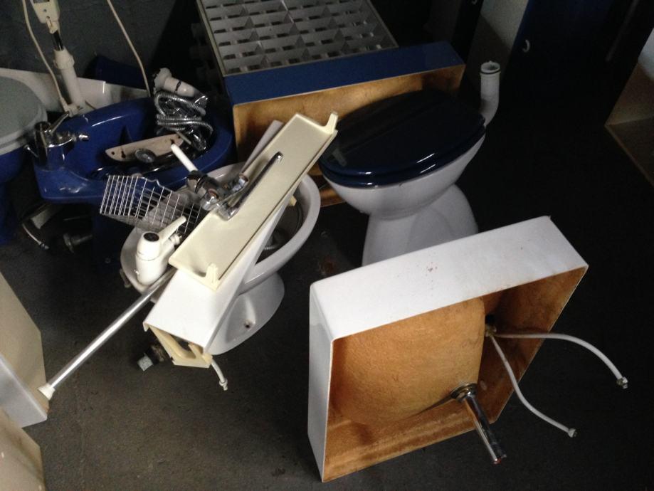 4 pravokutna umivaonika Kolpa