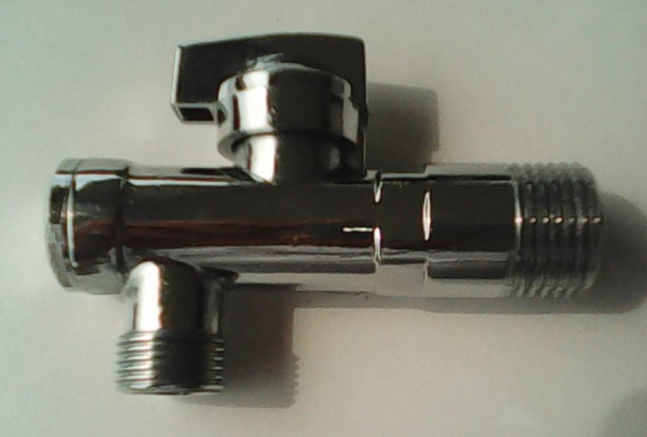 "Kutni kugla ventil s filterom ""Unitas Herz"" 1/2-3/8 - VIŠE KOMADA-NOVO"