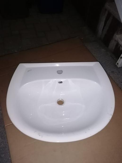 Umivaonik samostojeći 48 x 59 cm