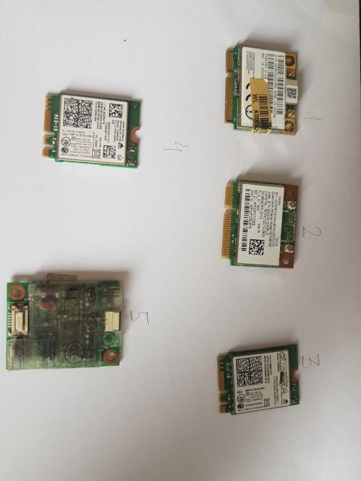 razne Wifi kartice / Wi-Fi WLAN kartica / wireless moduli za laptope