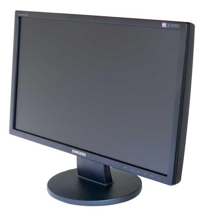 samsung syncmaster 2343nw. Black Bedroom Furniture Sets. Home Design Ideas