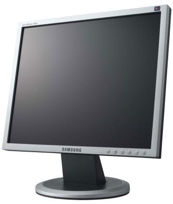 "Samsung SyncMaster LCD monitor 17"""