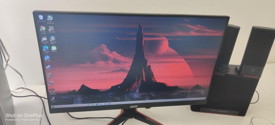 24 inca led 144hz Acer Nitro ...cijena 700 kuna