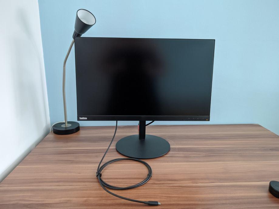 Lenovo P24q-10 USB-C IPS monitor