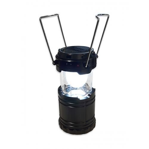 SOLARNA KAMPING  LED LAMPA