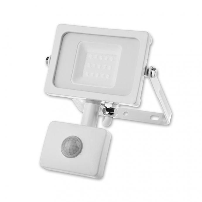 REFLEKTOR LED 10W SA SENZOROM/PIR SAMSUNG 6400K (435)