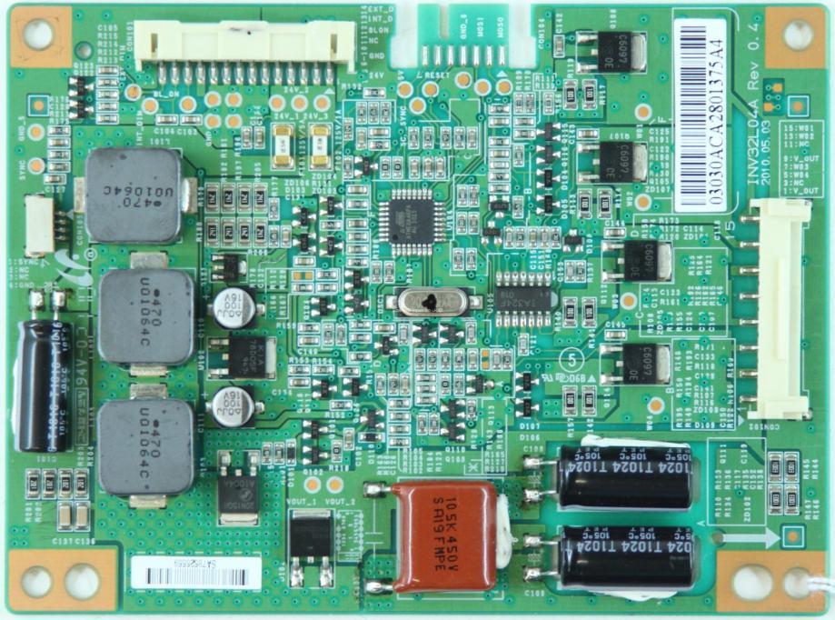 INV32L04A Rev 0.4 GRUNDIG INVERTER MODUL