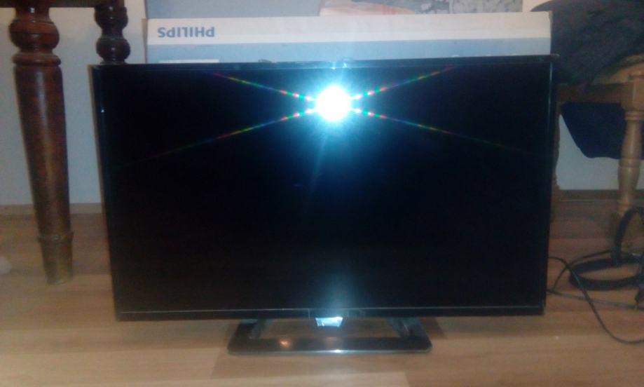 Review dan Harga TV LED Philips 32PHA4100 Slim 32 Inch
