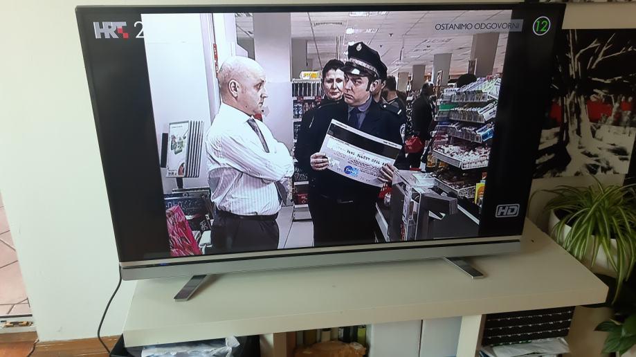 Prodajem TV s kutijom za vanjski prostor