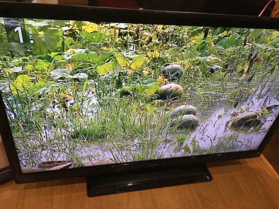 Quadro led tv, 82cm