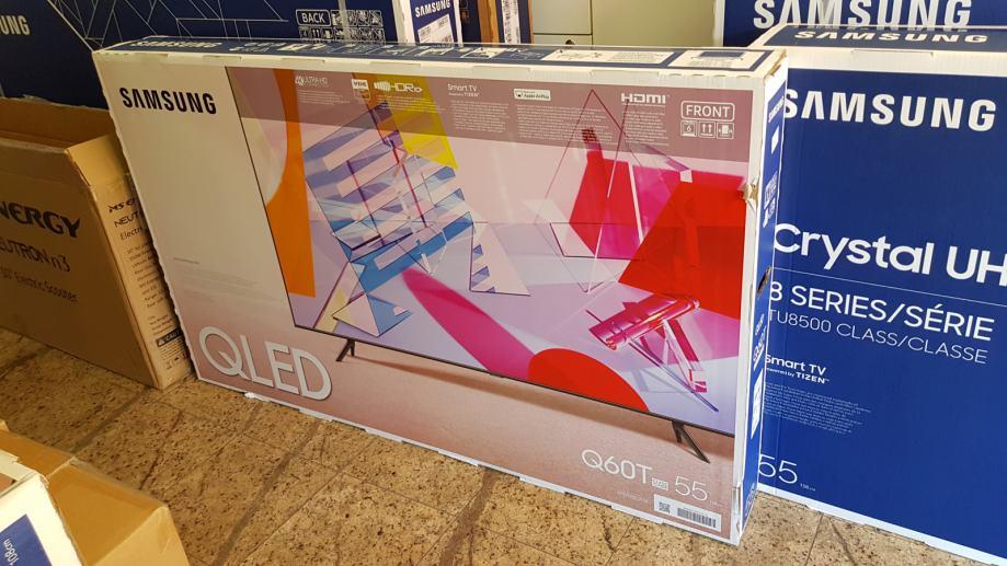 Samsung QE55Q70TA 4K Slim Led Smart TV Jamstvo/R1 Račun, Bespl Dostava