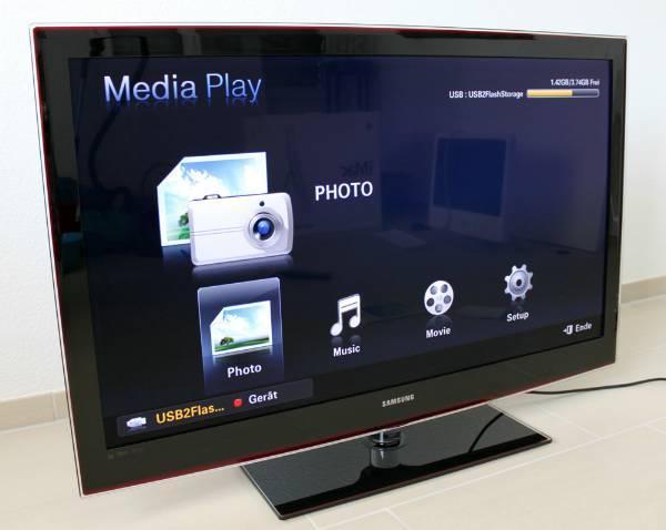 Samsung Ue46b6000 Led Tv