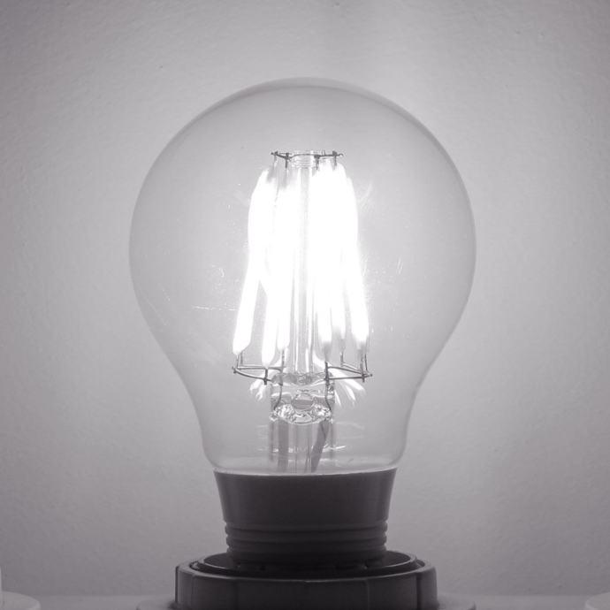 LED žarulja E27 Bijela 6W Edison AC 85-265V