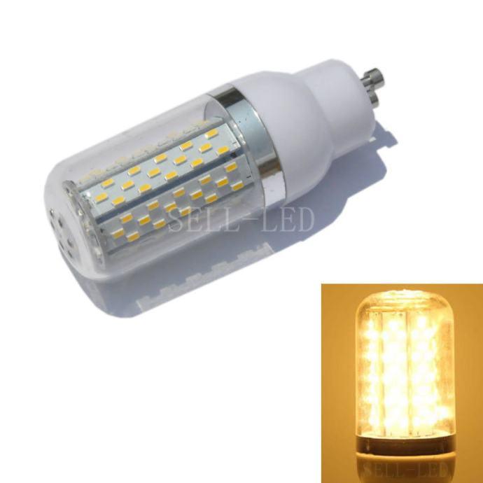 LED žarulja GU10 Toplo Bijela 6W 3014SMD 120ledica AC85-265V