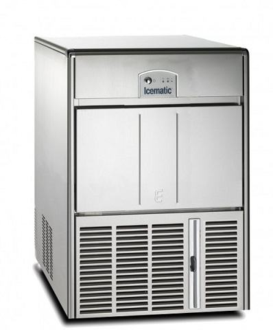 Ledomat ICEMATIC E45A/W  kap.45kg/24h BESPLATNA DOSTAVA