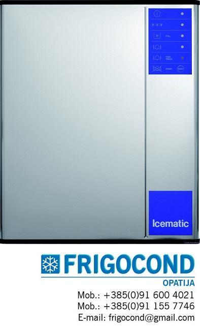 Ledomat ICEMATIC mod.M192A/W kap.225kg/24h
