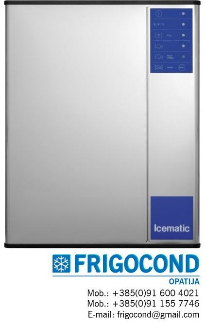 Ledomat ICEMATIC M502A/W pune kocke kap.465kg/24h BESPLATNA DOSTAVA
