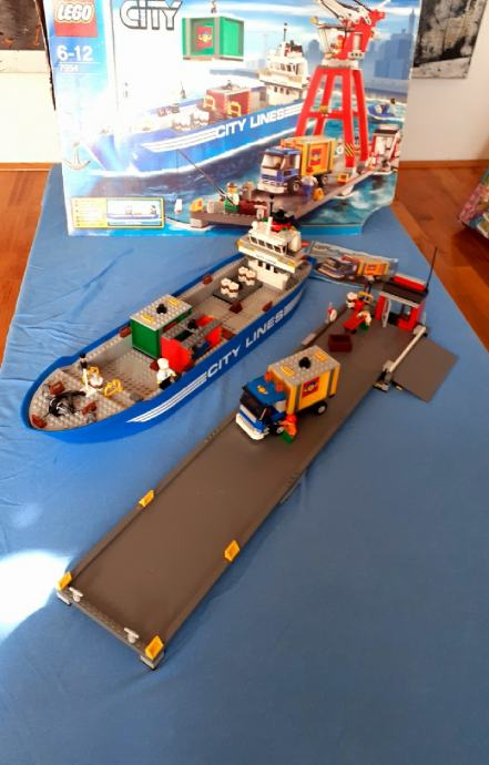 Lego 7994 Gradska Luka