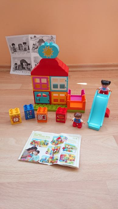 Lego duplo 10616 Moja prva kuća kocke