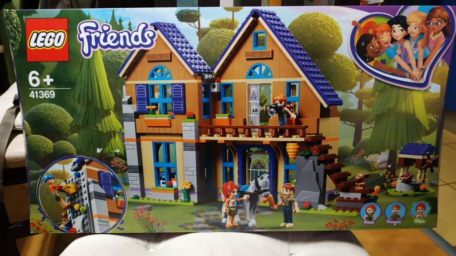 LEGO Friends 41369-Mias House-NOVO