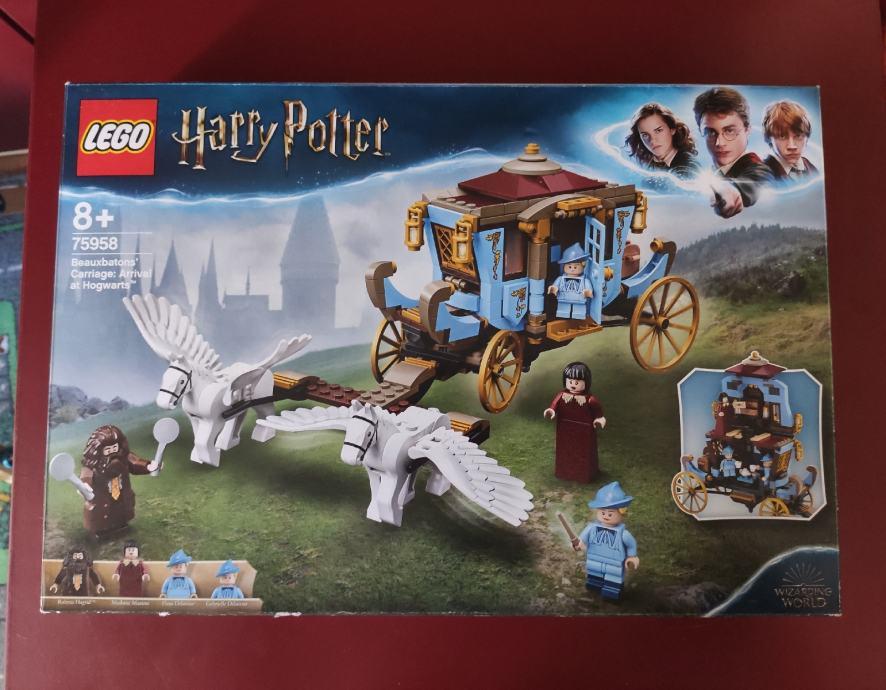lego HP set 75958