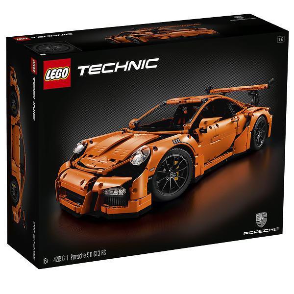 LEGO TECHNIC Porche 911 GT3 RS