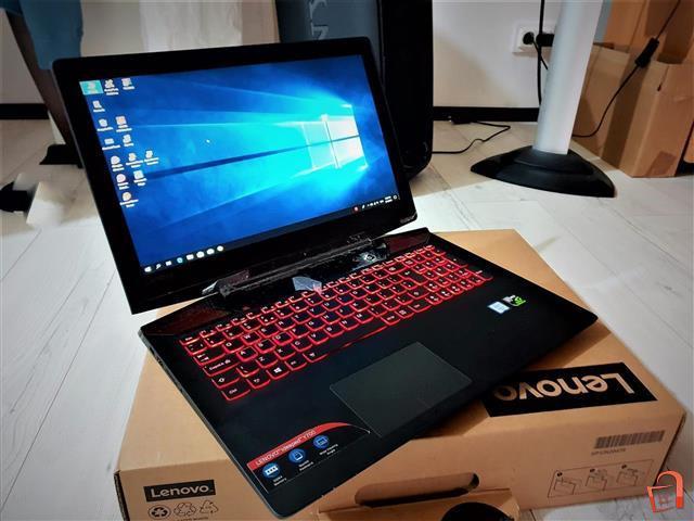 Lenovo Y700-15ISK, i7-6700HQ, GTX 960m 4gb, 8gb ram, 256 SSD