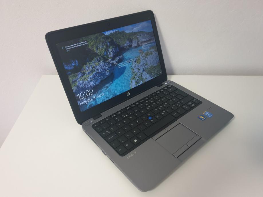 HP EliteBook 820 G1 - Intel i5, 4GB, 128GB SSD