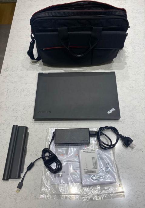 "Laptop Lenovo 15,6"" Thinkpad T540p"