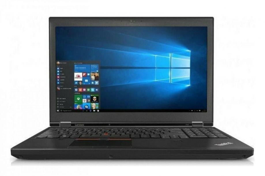 Lenovo Thinkpad P50 i7-6820HQ | 32GB | 1TB | Quadro | Win 10 R1 račun