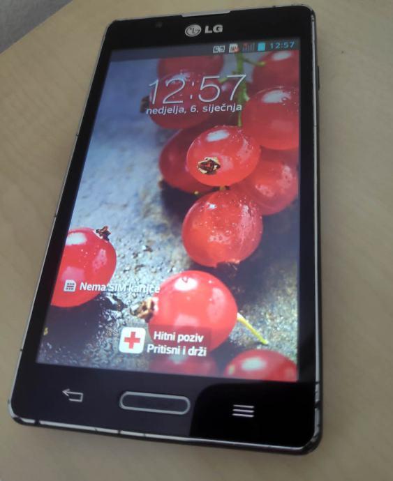 Mobitel LG Optimus L7 II P710 - neispravan usb port