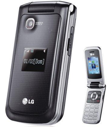 LG GB220 NOVI,BLACK,RADI NA SVE MREŽE,DOSTAVA.