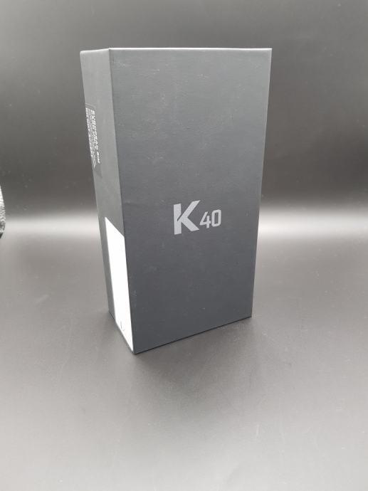 LG K40 NOVO RATE ZAMJENA (Blue)