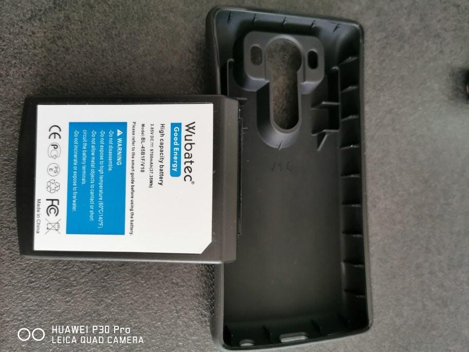 Ultra jaka baterija za LG V10