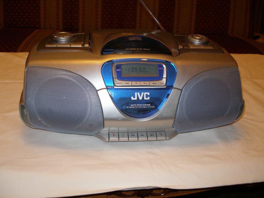 RADIO UREĐAJ  * JVC