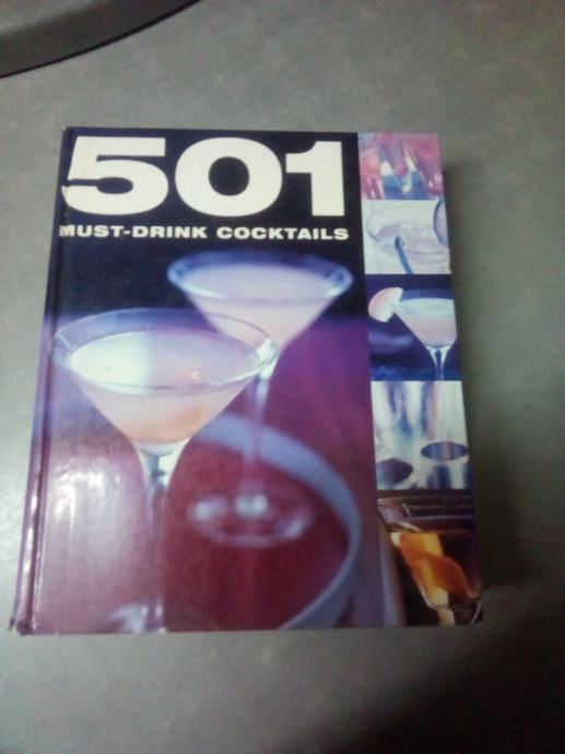 501 MUST DRINK COCTAILS