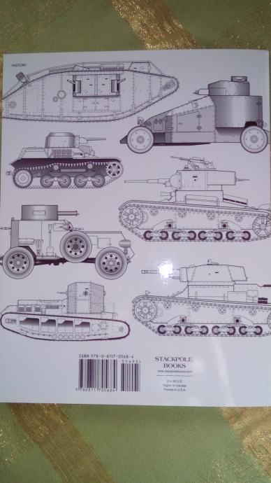 Afv Plans 1914
