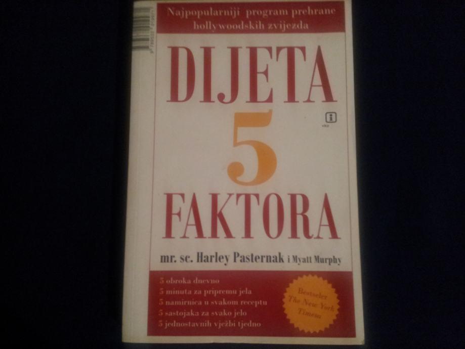 Dijeta 5 faktora, Herley Pasternak