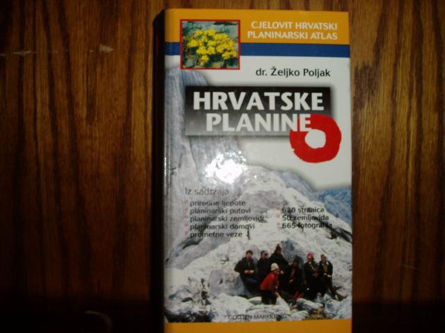 poljak hrvatske planine