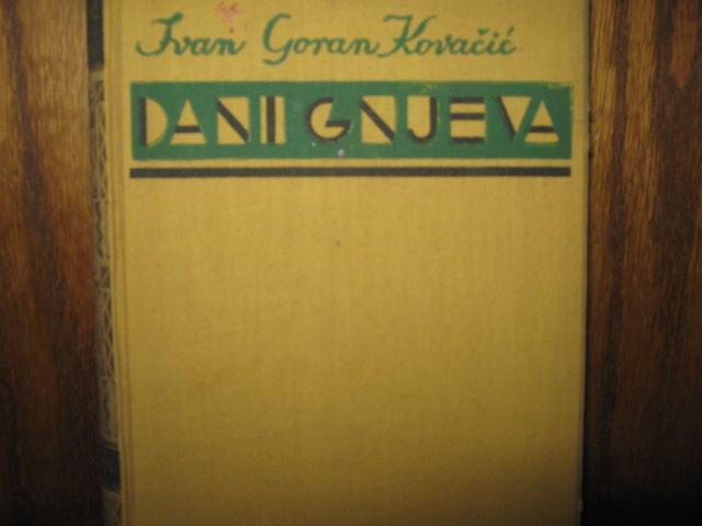 Ivan Goran Kovacic Dani Gnjeva